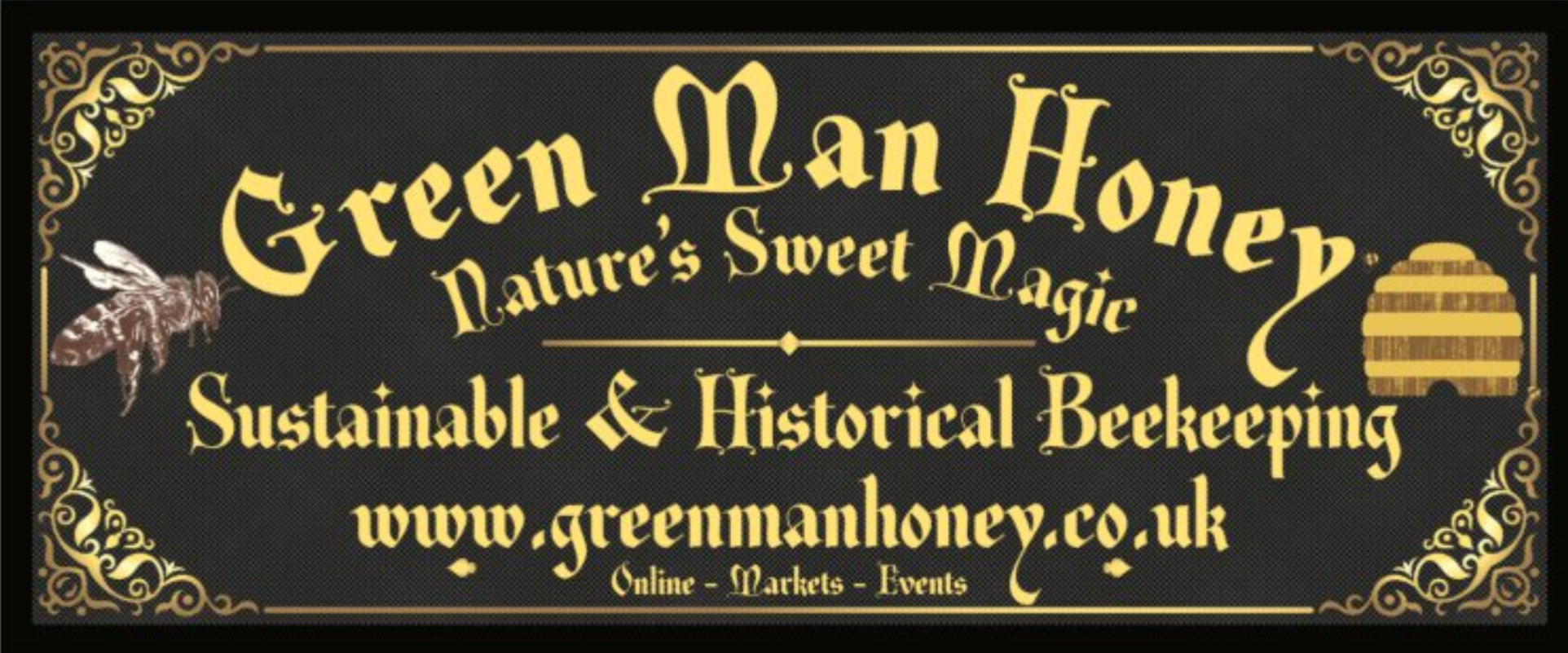 Green Man Honey